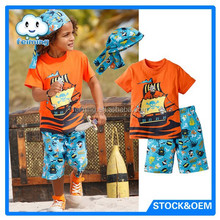 Hawaiian Style boys summer clothes