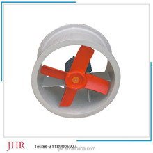 Electric exhaust ac motor flow fan China supplier/axial fan 220v ac