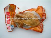Vacuum plastic packaging bags for chicken