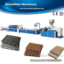 Most professional wpc construction template production line