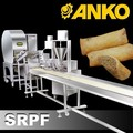 Anko small scale mixing making freezing extrusion cigar rolling machine