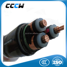Cu conductor power cable 3c 2.5 sq mm electric cable 3 core conductor