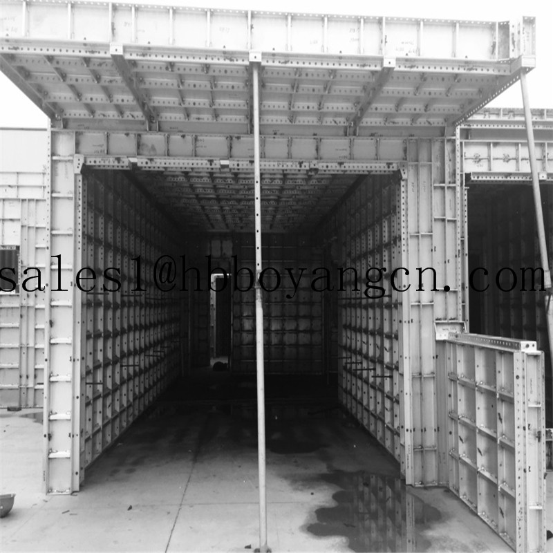 construction new formwork system Construction durability formwork tie rod for aluminum formwork