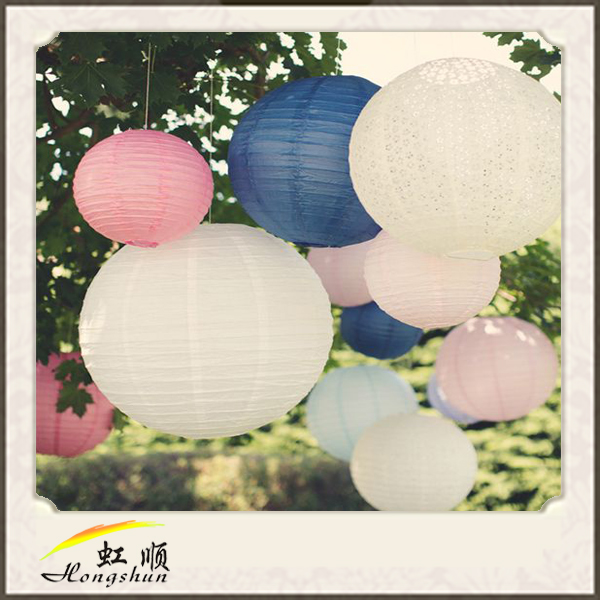 Wholesale Lampion 2016 Hot Sale Chinese/Japanese Round Paper Lantern