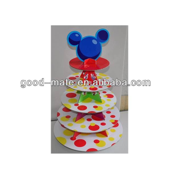 Collapsible Cupcake Stand Christmas Tree Cup Cake Stand