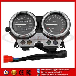 KCM190 For CB400 CB-1 1988 1989 CB 400 88 89 Motorcycle Gauges Speedometer Tachometer Odometer Cluster KM/H RPM Instrument