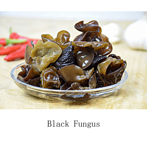 New product green and organic black chinese fungus