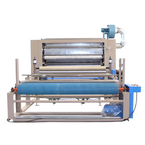 Flame paper fabric laminating cuttingm machine with CE
