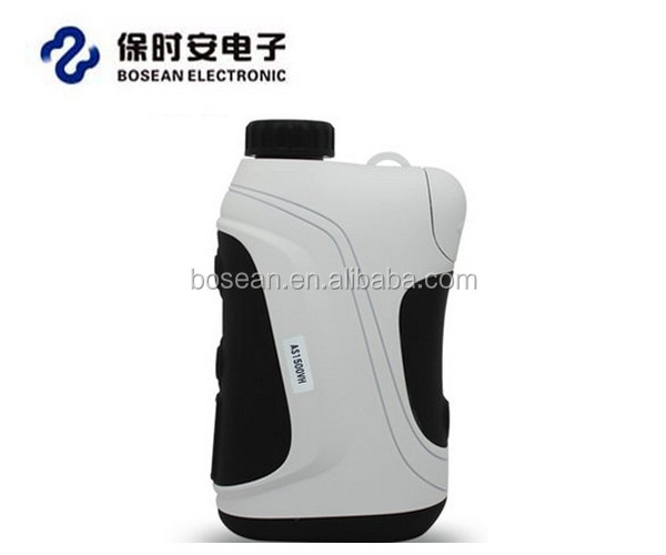 8*25 2000m electronic speed finder with optics laser range finder scope