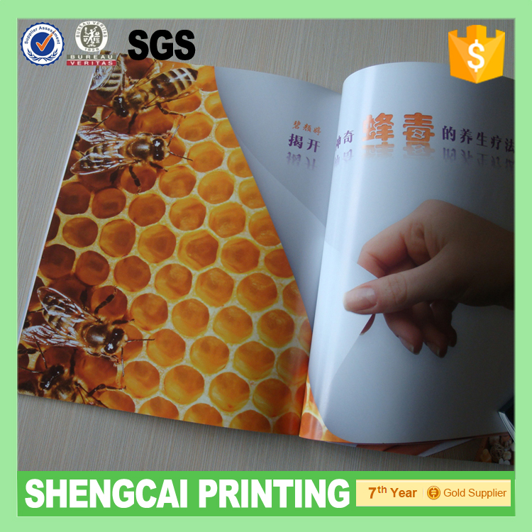 Wholesale Custom A4 size Catalogue /Magazine/ leaflet Printing