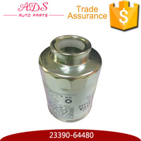 Auto Engine Parts Fuel Filter for Toyota Land Cruiser Hilux Hiace Coaster with OEM 23390-64480