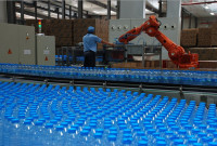 mineral water production line from good supplier