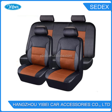 full set well fit PVC leather washable waterproof car seat cover car protector