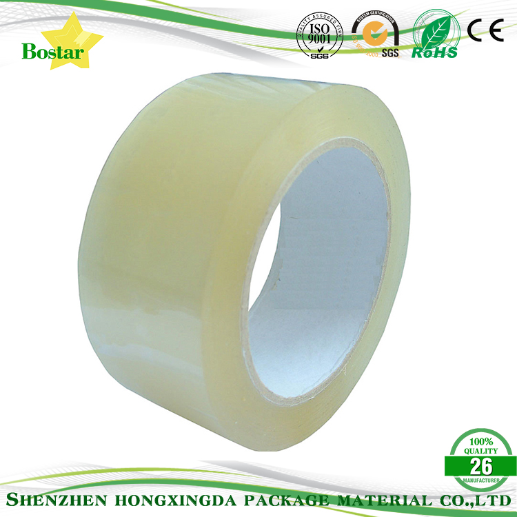 Clear/Transparent Custom Logo Printed Adhesive BOPP/OPP Packing Tape