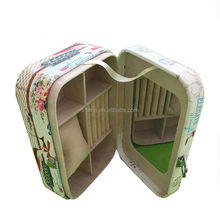 Hot selling super quality made in China makeup vanity case
