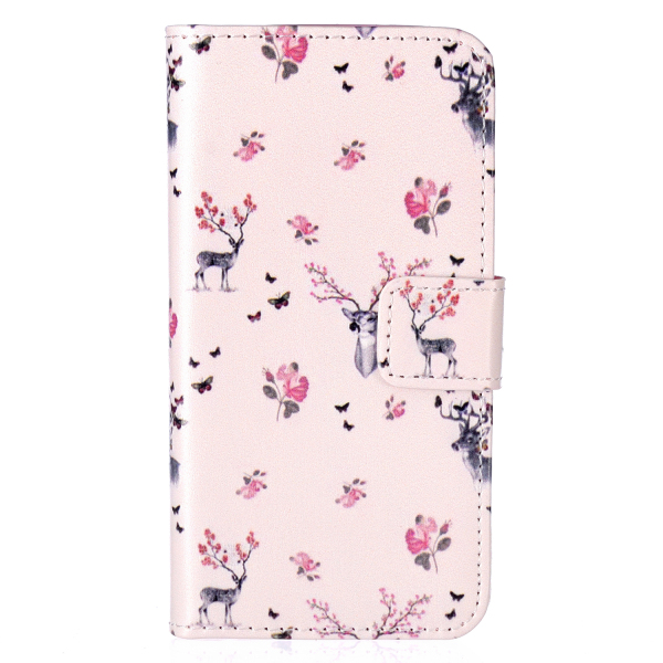 Wholesale Smart Phone Embossment Case For iPhone Skins,Flip Leather Case For iPhone5 5C