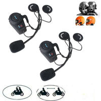500m Bluetooth helmet intercom headset for audio system motorcycle