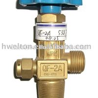 QF 2A CO2 Gas Cylinder Valve