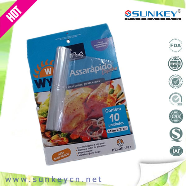 Food grade chicken plastic bags
