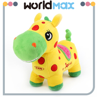Handmade Plush Stuffed Toys Horse