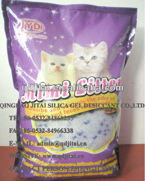 cat litter deodorant silica gel