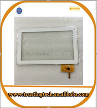 10.1 -inch capacitive touch screen flat screen handwriting AD-C-100050-1-FPC / OPD-TPC0057 White