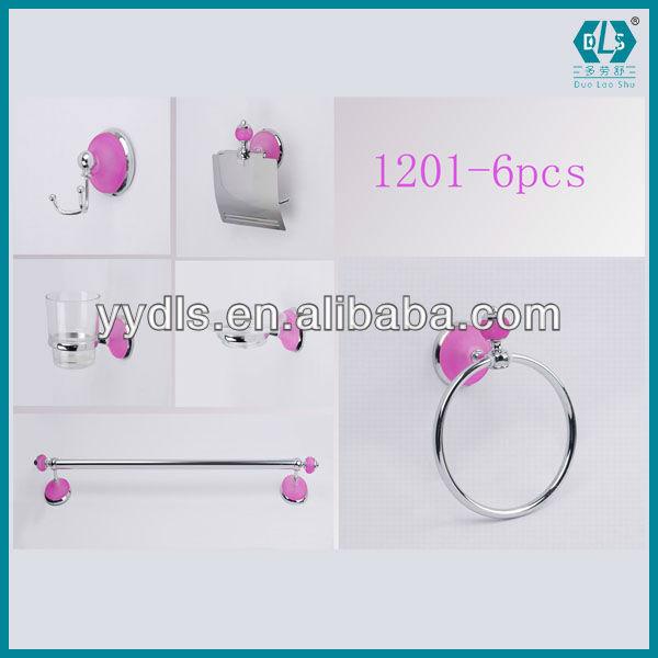 1201r juego de accesorios para ba o 6 pzas grifer a for Juego accesorios bano