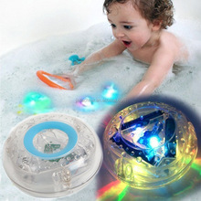 2017 LED Novelty Light Baby Shower Toy Wholesale Glow LED Bath Toy