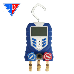 Accurate digital manifold gauge VDG-1for R1234yf