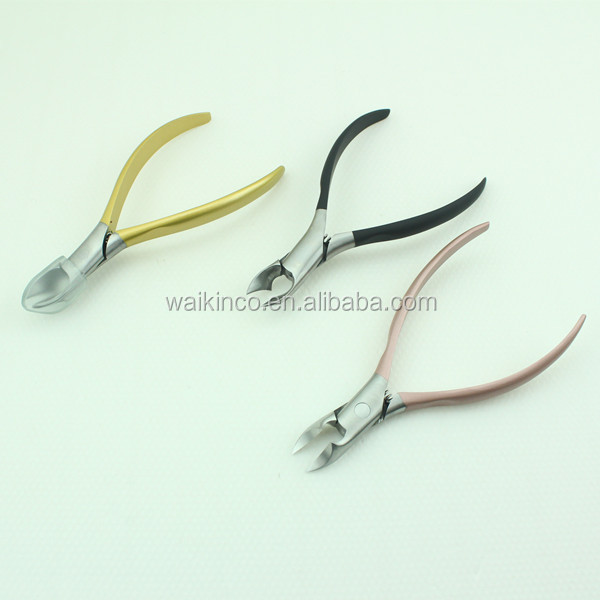 2017 Hot Selling Quality Stainless Steel Pedicure Cuticle Nipper