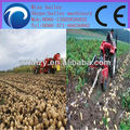 2014 hot sale and high efficiency tractor potato sweet potato and cassava harvesting machine