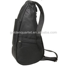 Popular leather healthy Small Back Bag