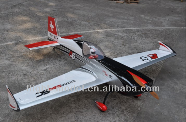 Toy&Hobbies F151 Extra 330SC 60cc 93in Gas Engine RC Plane