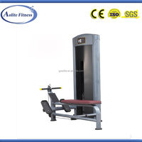 ALT-6606 fitness body building commercial gym equipment seated rowing machine
