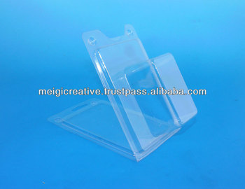 Retail Packaging Clamshell Packages for Hardware, Custom Plastic Clamshell