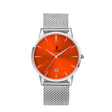 Lowellis quartz stainless steel back watch branded watches for women wrist