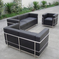 Sectional Leather Sofa Furniture BY2105