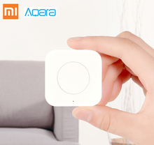 Xiaomi Mijia Aqara Smart Wireless Switch Smart <strong>Remote</strong> One Key Control Aqara Intelligent Application Home Security APP Control