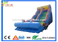 OCEAN THEME dolphin slide PVC inflatable for sale, Guangzhou manufacturer for sale