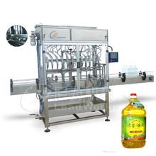Full automatic oil filling machine edible oil bottling machine