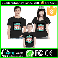 Brand new customized el tshirts for Party