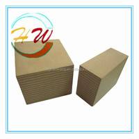 beige printed strip square eva foam