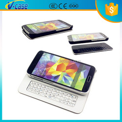 New fashion bluetooth keyboard for samsung galaxy s5