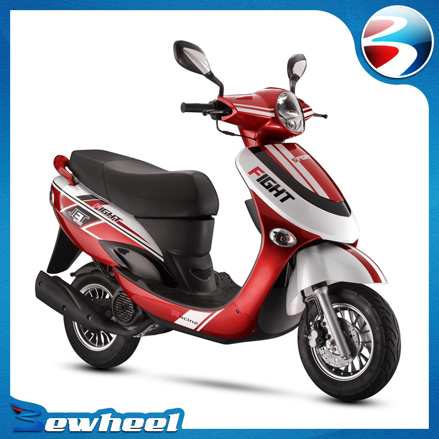 2016 hot sale scooter 50cc moped gas cooler scooter