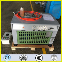 Portable 5Nm3~80Nm3 Capacity CNG natural gas compressor for filling new energy car use