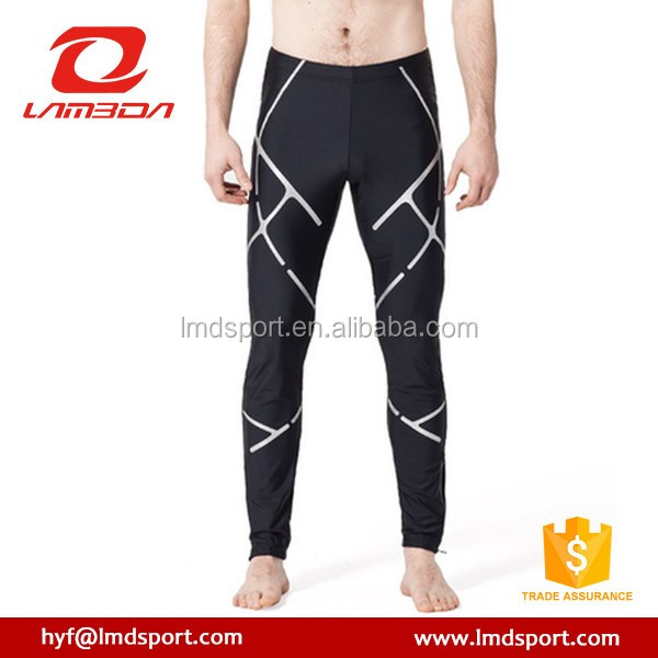 Men's Cycling Tights Without pad Outdoor Sport Cycling Pants