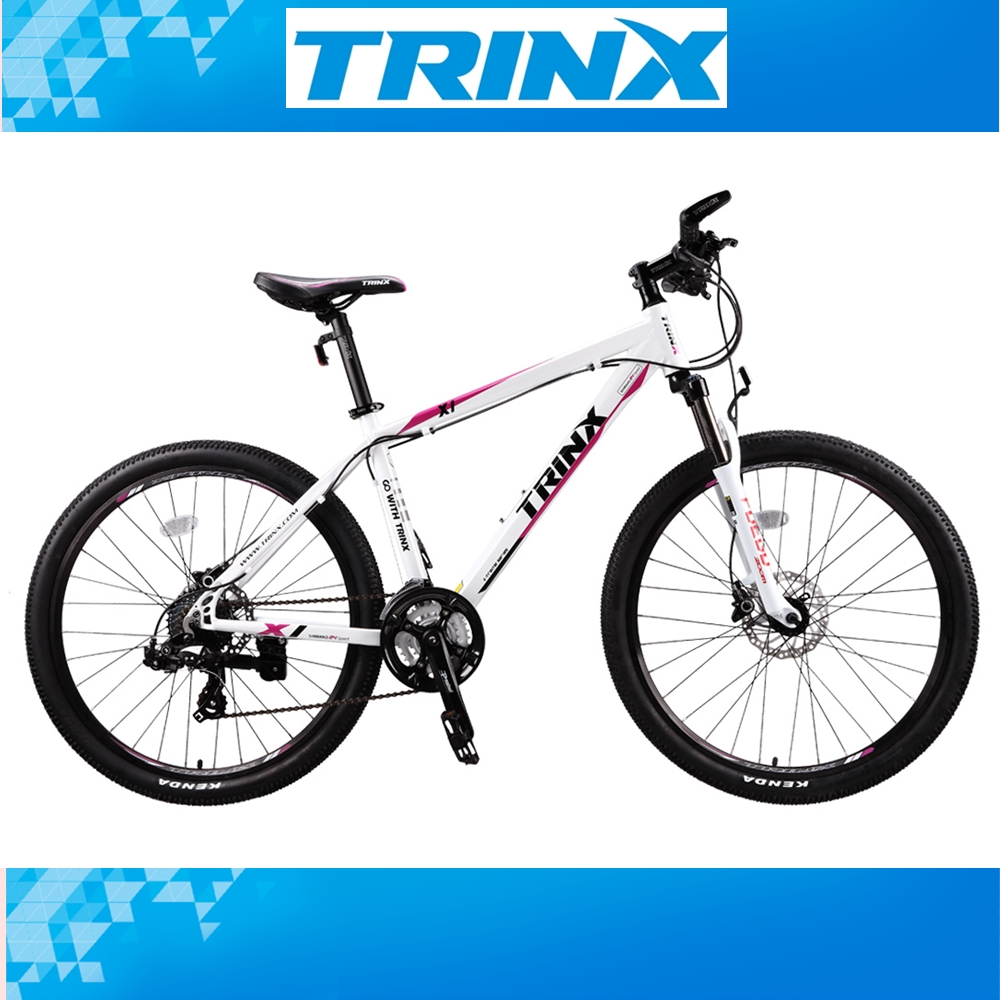 Trinx 26 inch Alloy Mountain Bike 24 speed mtb for wholesale