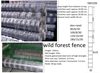 wire mesh fence for deer/ metal fence for chicken/horse/cow/sheep