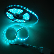 Waterproof 5050 LED Strip RGB 60 leds/M Party Wedding Christmas with Driver Led Grow Light Strip