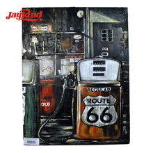 3D wall art home deocration painting metal art